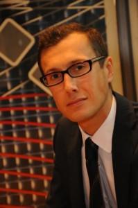 Aleksander Bek – starszy specjalista w dziale IR w Deutsche Telekom Group